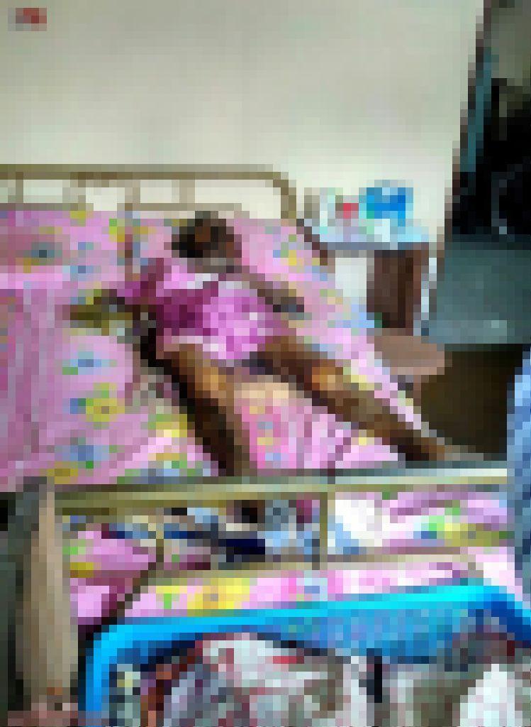 【閲覧注意】インドネシアの老夫婦、揃って服毒自殺した後2週間経って自宅で発見される・・・・・(画像)・3枚目