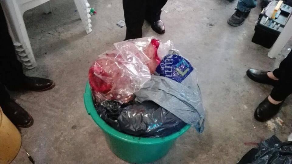 【グロ注意】メキシコの25歳美人女性、元カレに煮込まれる・・・・・(画像)・5枚目