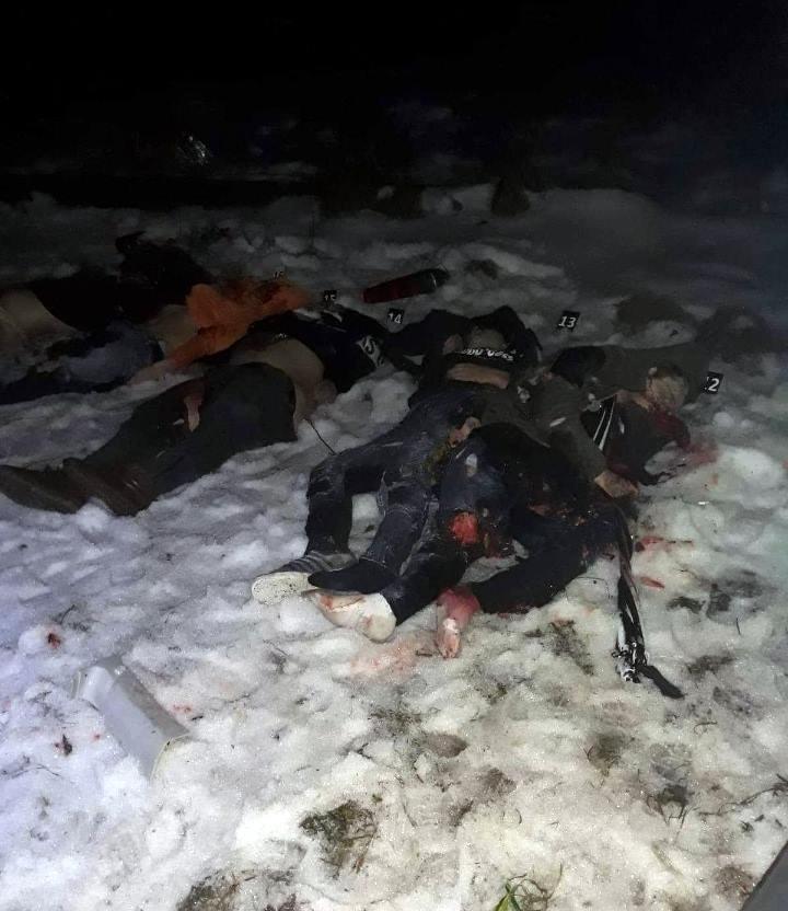【飲酒事故】雪上で飲酒運転してたルーマニアの若者、クラッシュして乗員5人全員死亡・・・・・(画像)・5枚目