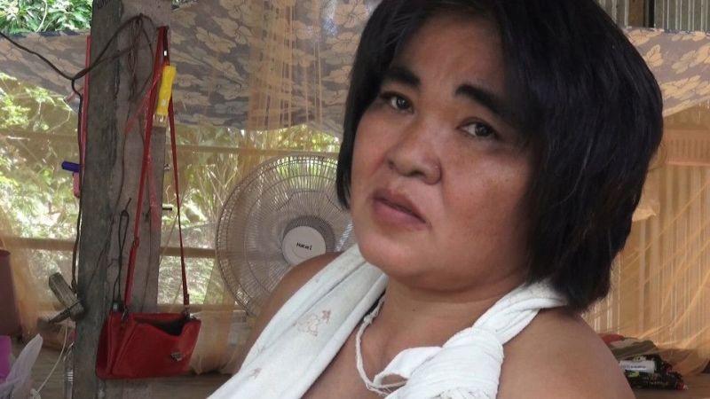【巨乳症おばさん】タイで発見された巨乳症のおばさん御年46歳、せめてあと20年若ければ・・・・・(画像)・5枚目
