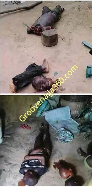 【リアル人斬り】ナイジェリアの人斬り精神病患者、子供4人を含む6人をあっという間に斬首する・・・・・(画像)・2枚目