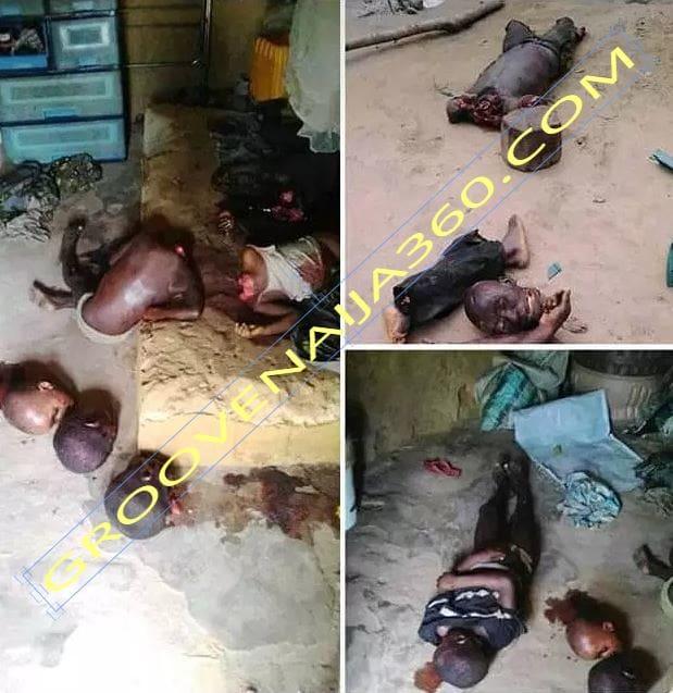 【リアル人斬り】ナイジェリアの人斬り精神病患者、子供4人を含む6人をあっという間に斬首する・・・・・(画像)・3枚目