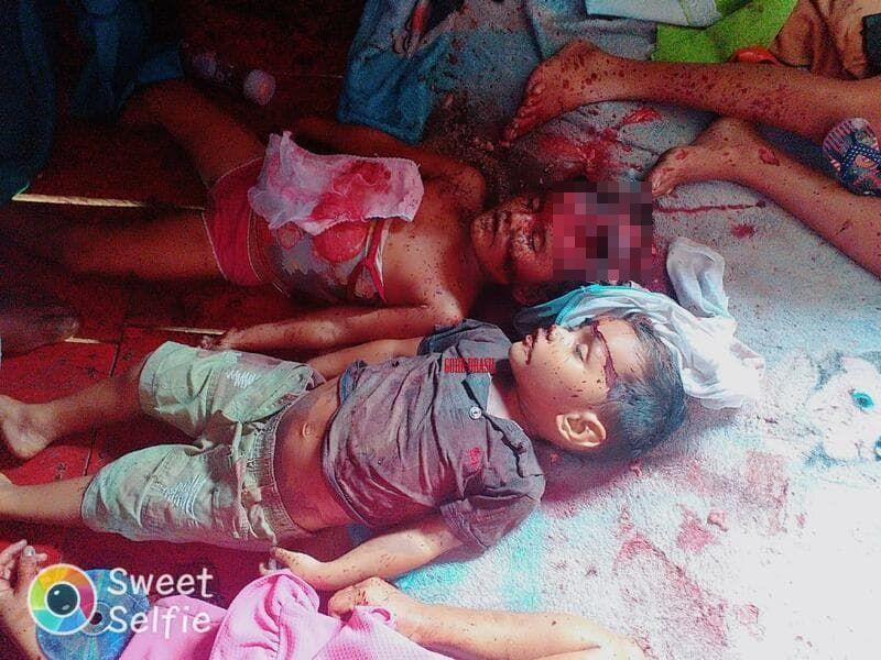 【世紀末都市】ブラジルの殺し屋3人組、超格安で子供含む一家5人を惨殺する・・・・・(画像)・4枚目