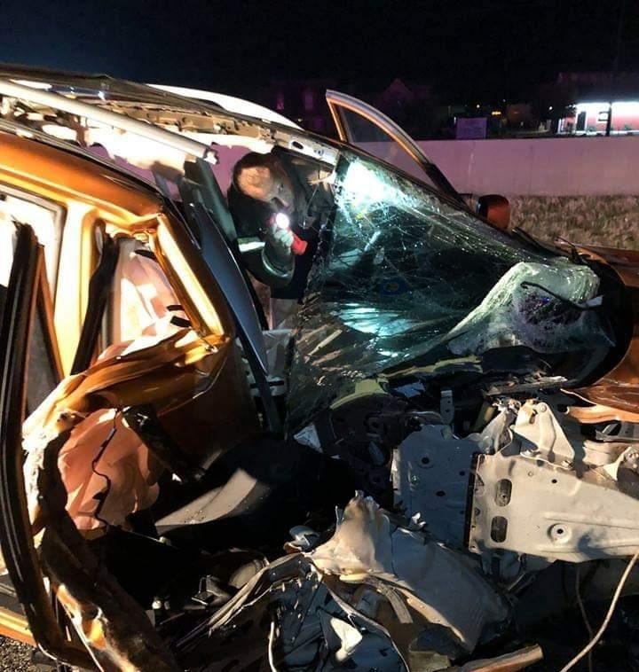 【グロ注意】アメリカで起きた高速でのクラッシュ事故、シートベルトで一命は取りとめたものの・・・・・(画像)・4枚目