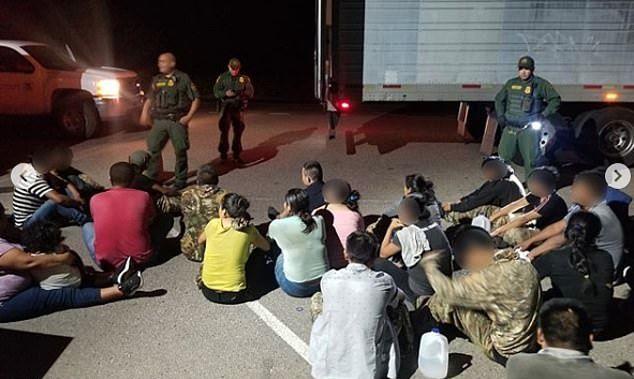 【密入国摘発】メキシコからの不法移民35名、X線スキャンを知らずに一網打尽になる・・・・・(画像)・3枚目