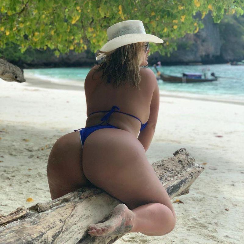 【超シリコンボディ】Julia Cashというアメリカのスーパーヘビー級のポルノスター、エロいけどゴツ過ぎる・・・・・(画像)・8枚目