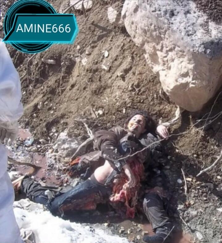 【女性兵士レイプ】ISISに生きたまま捕らえられたクルド人女性兵士、漏れなくレイプされ殺される・・・・・(画像)・3枚目