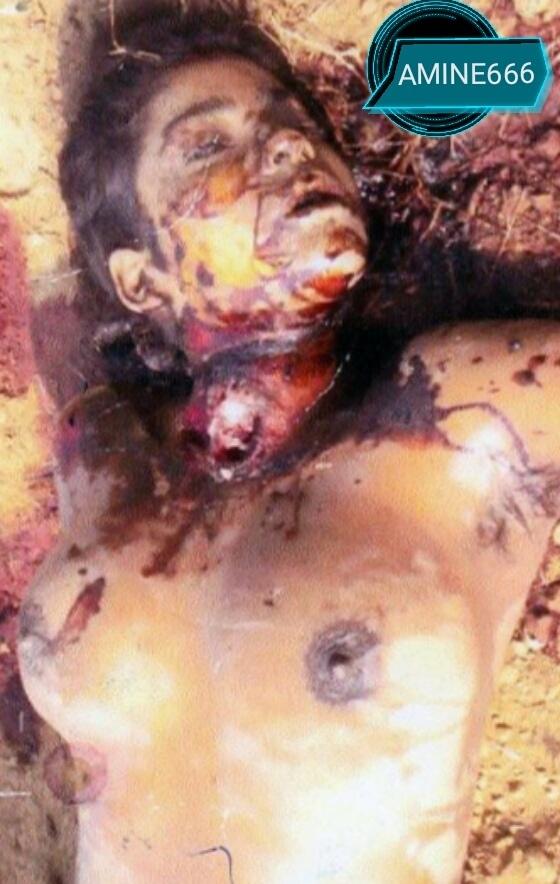 【女性兵士レイプ】ISISに生きたまま捕らえられたクルド人女性兵士、漏れなくレイプされ殺される・・・・・(画像)・4枚目