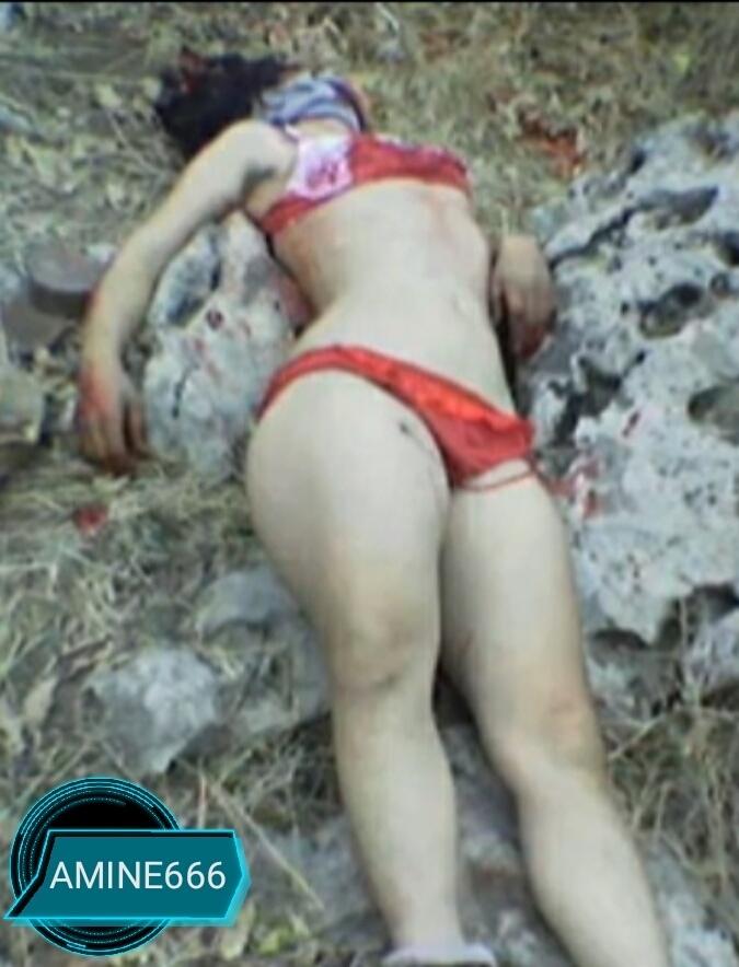 【女性兵士レイプ】ISISに生きたまま捕らえられたクルド人女性兵士、漏れなくレイプされ殺される・・・・・(画像)・10枚目