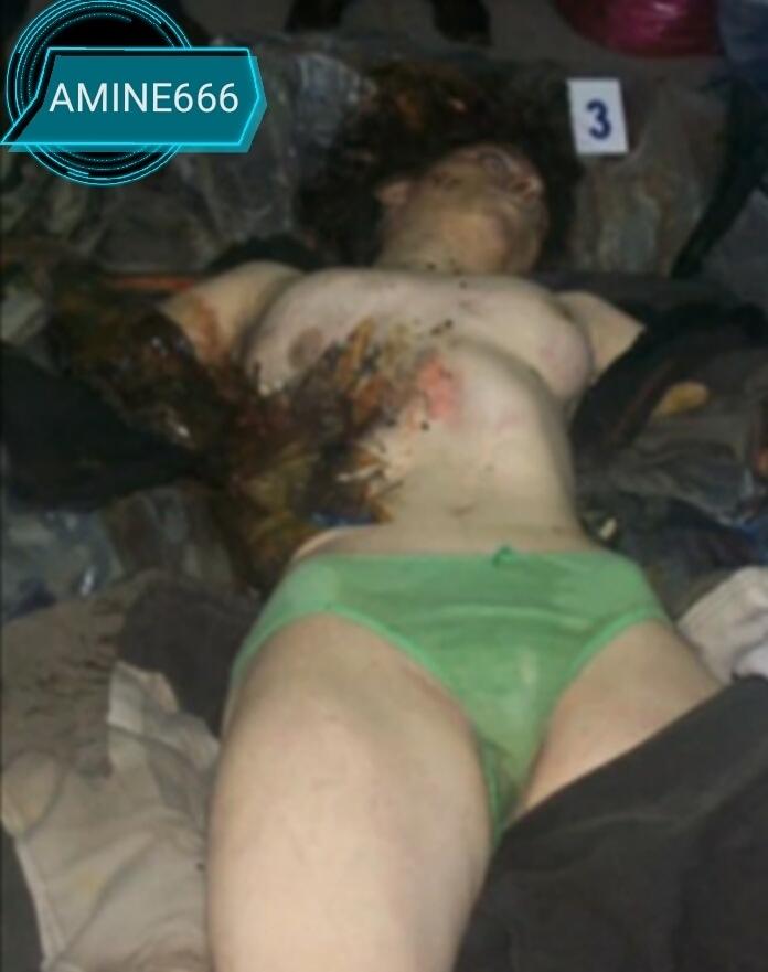 【女性兵士レイプ】ISISに生きたまま捕らえられたクルド人女性兵士、漏れなくレイプされ殺される・・・・・(画像)・12枚目
