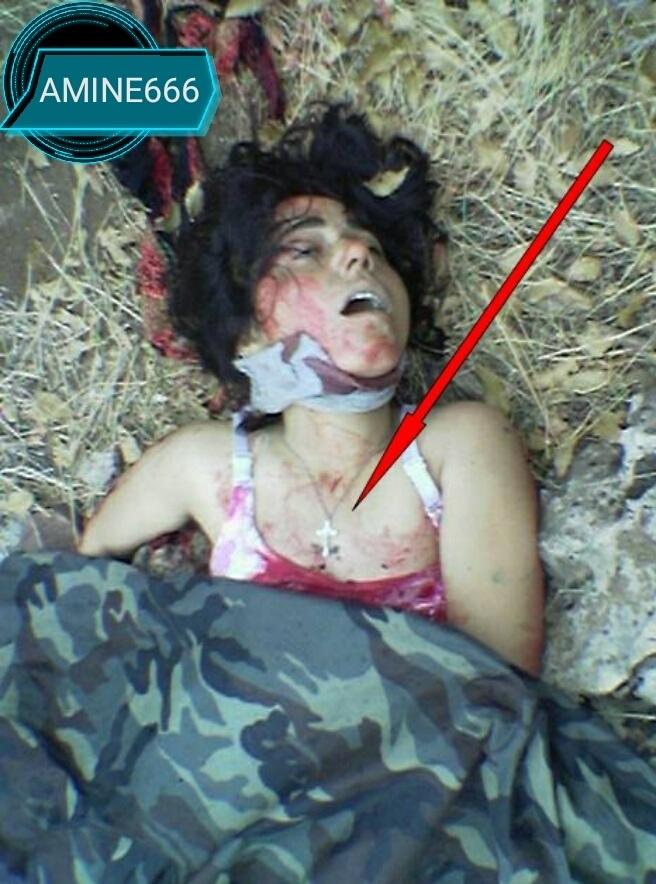 【女性兵士レイプ】ISISに生きたまま捕らえられたクルド人女性兵士、漏れなくレイプされ殺される・・・・・(画像)・13枚目