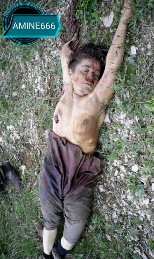 【女性兵士レイプ】ISISに生きたまま捕らえられたクルド人女性兵士、漏れなくレイプされ殺される・・・・・(画像)・14枚目