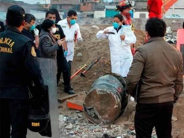 【ドラム缶殺人】ペルーの美人看護学校生、殺されてとんでもない形で発見されてしまう・・・・(画像、動画)・4枚目