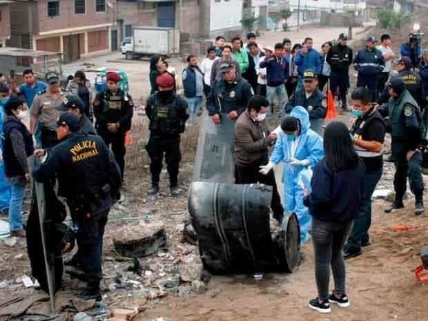 【ドラム缶殺人】ペルーの美人看護学校生、殺されてとんでもない形で発見されてしまう・・・・(画像、動画)・5枚目
