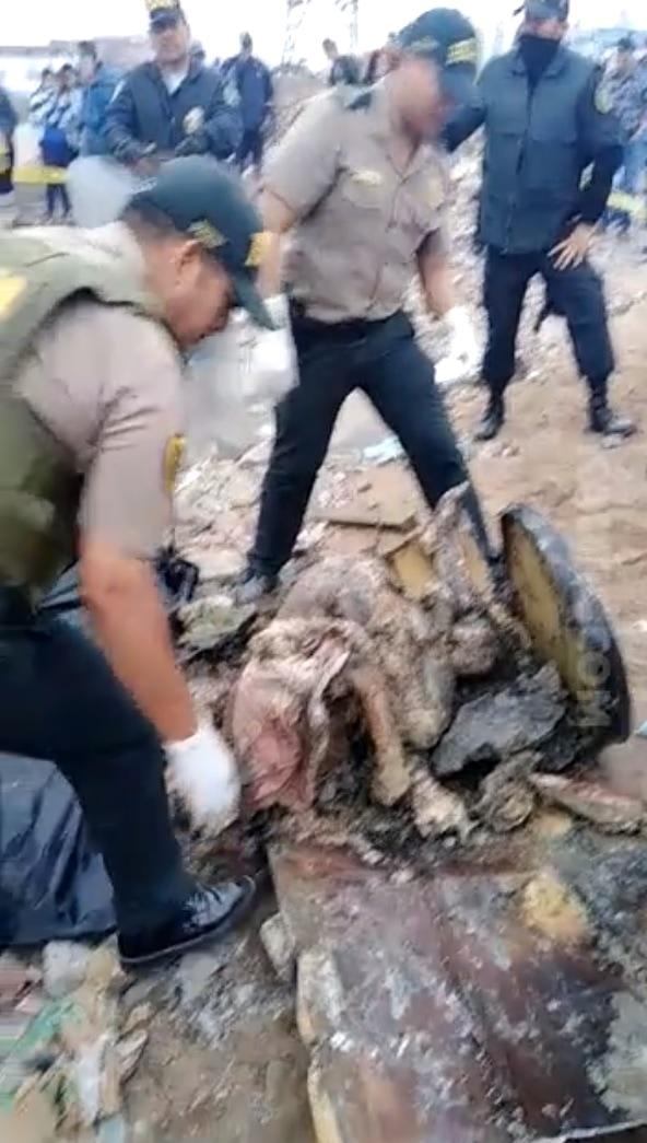 【ドラム缶殺人】ペルーの美人看護学校生、殺されてとんでもない形で発見されてしまう・・・・(画像、動画)・9枚目