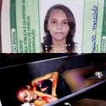 【自業自得】ギャングメンバーと結婚した18歳の美少女、対抗ギャングから夫と共に殺される・・・・・・(画像)