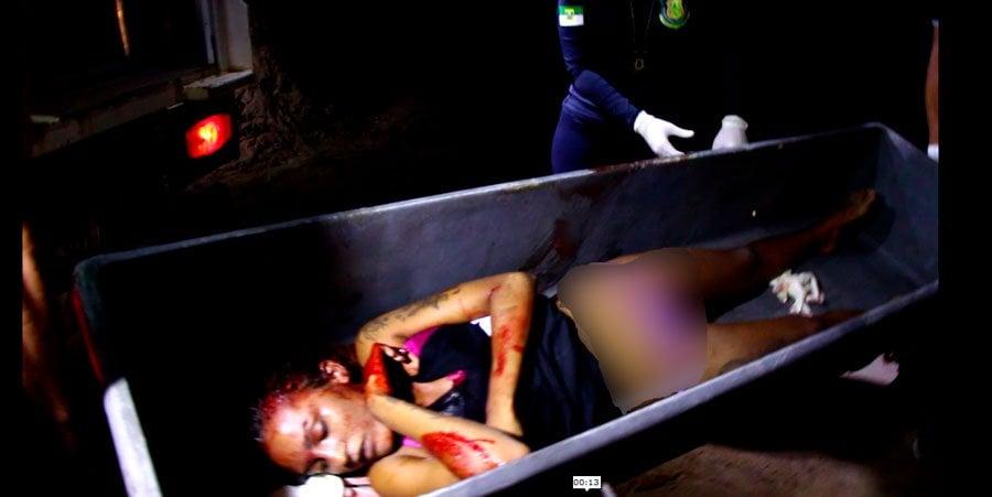 【自業自得】ギャングメンバーと結婚した18歳の美少女、対抗ギャングから夫と共に殺される・・・・・・(画像)・4枚目
