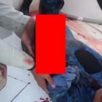 【衝撃】マイアミの海でサメに襲われたダイバー、左腕ズタズタにされながら救助される!!(動画)