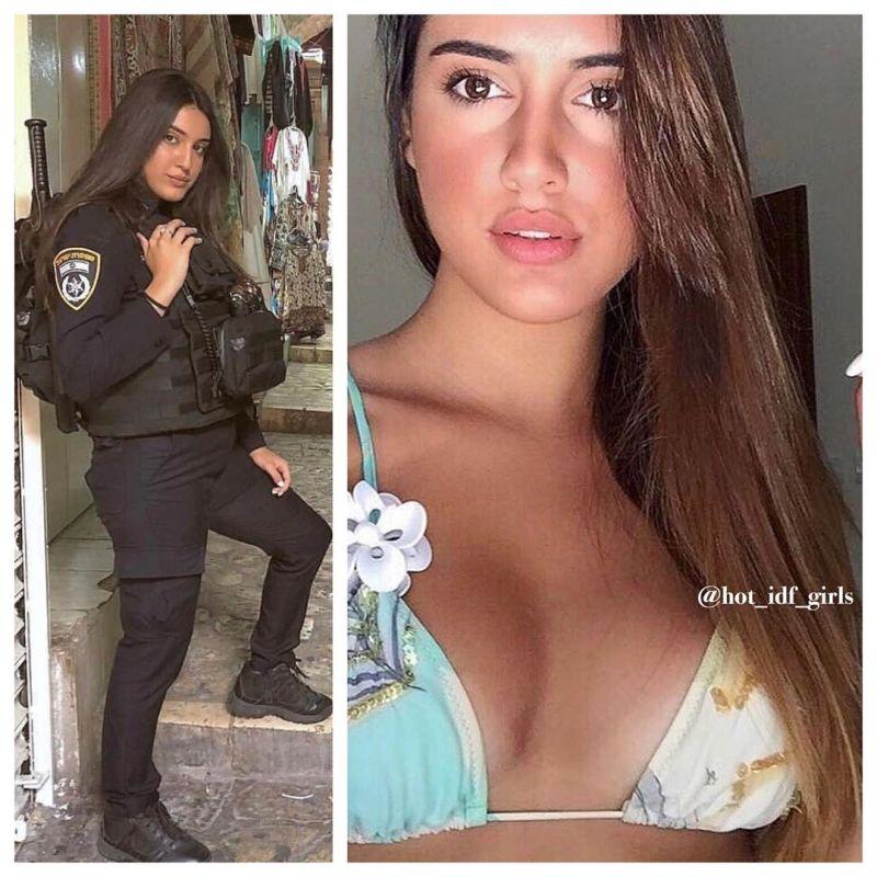 【エロ兵士】美しすぎるイスラエル軍女性兵士の軍服比較画像、ぜひ捕虜にして欲しいな!!(画像)・12枚目