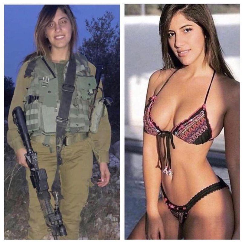 【エロ兵士】美しすぎるイスラエル軍女性兵士の軍服比較画像、ぜひ捕虜にして欲しいな!!(画像)・29枚目
