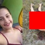 【首チョンパ】ブラジル、足にタトゥーの入った美女が悲惨な状態で発見される・・・・(画像)