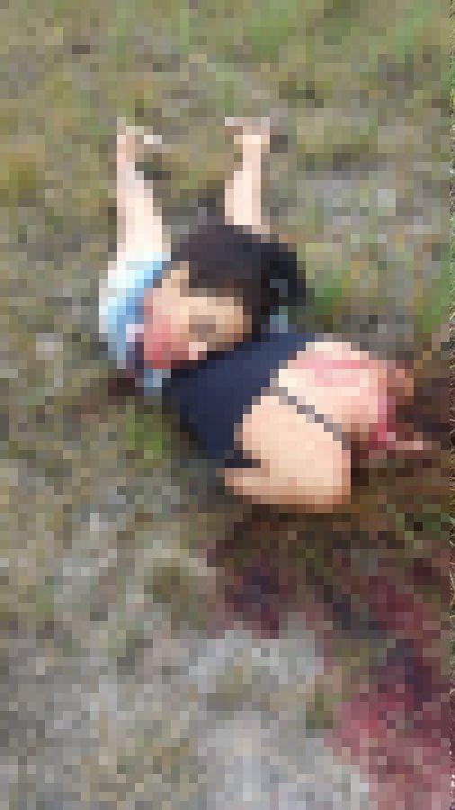 【首チョンパ】ブラジル、足にタトゥーの入った美女が悲惨な状態で発見される・・・・(画像)・2枚目