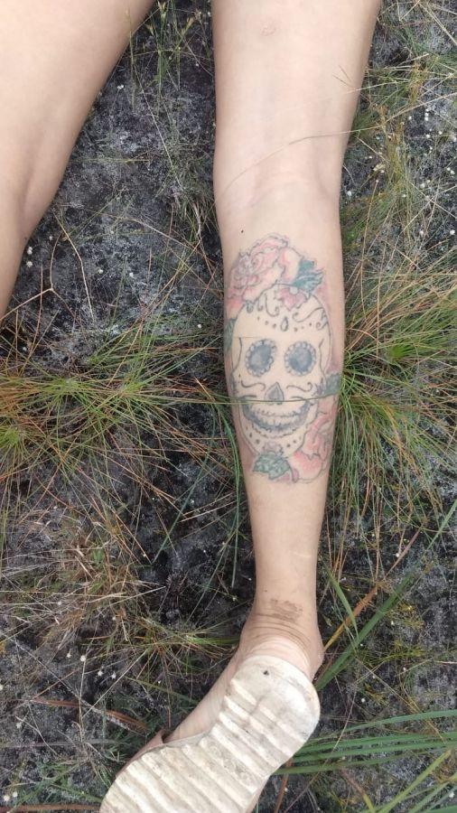【首チョンパ】ブラジル、足にタトゥーの入った美女が悲惨な状態で発見される・・・・(画像)・5枚目
