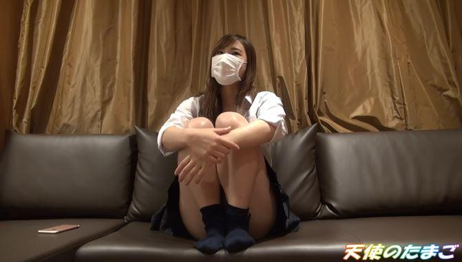 【動画】可愛い日本のJKさんが援○でヤラれまくる映像。。・4枚目