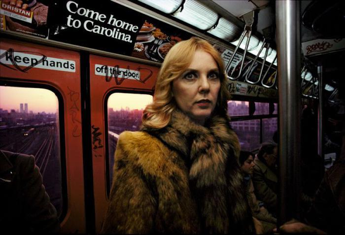 【危険地帯】1970年代NYの地下鉄で撮影されたフォトグラフィー、治安ヤバ過ぎだろ・・・・(画像)・26枚目