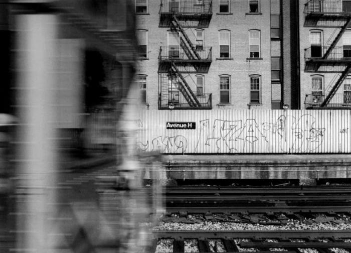 【危険地帯】1970年代NYの地下鉄で撮影されたフォトグラフィー、治安ヤバ過ぎだろ・・・・(画像)・31枚目