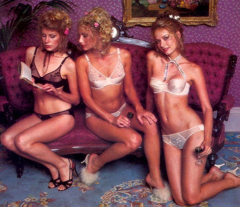 【超セクシー】今から40年前に発行されたヨーロッパ女性達のランジェリーカタログがエロ過ぎる!!・6枚目