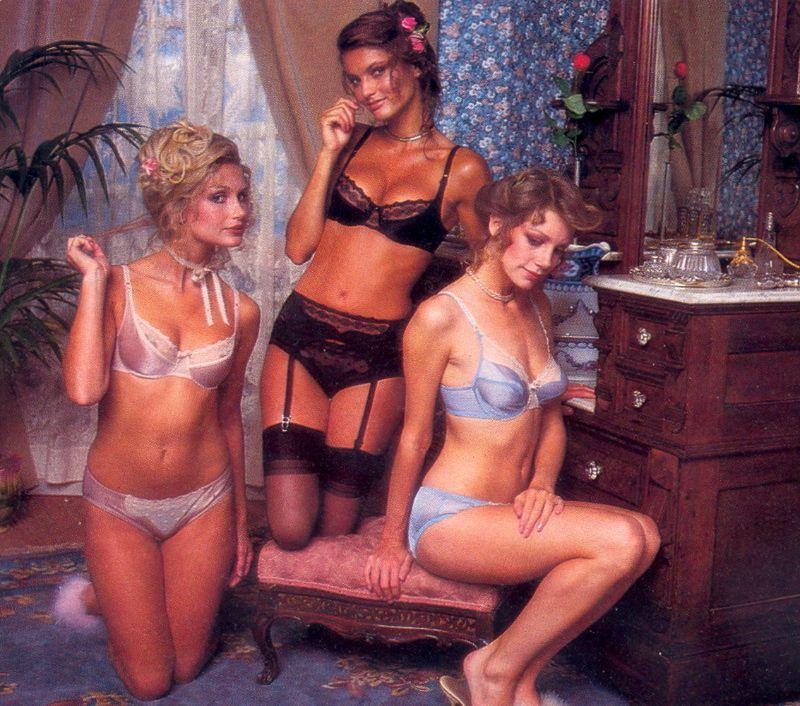 【超セクシー】今から40年前に発行されたヨーロッパ女性達のランジェリーカタログがエロ過ぎる!!・9枚目