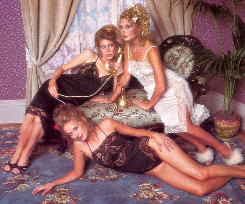 【超セクシー】今から40年前に発行されたヨーロッパ女性達のランジェリーカタログがエロ過ぎる!!・17枚目