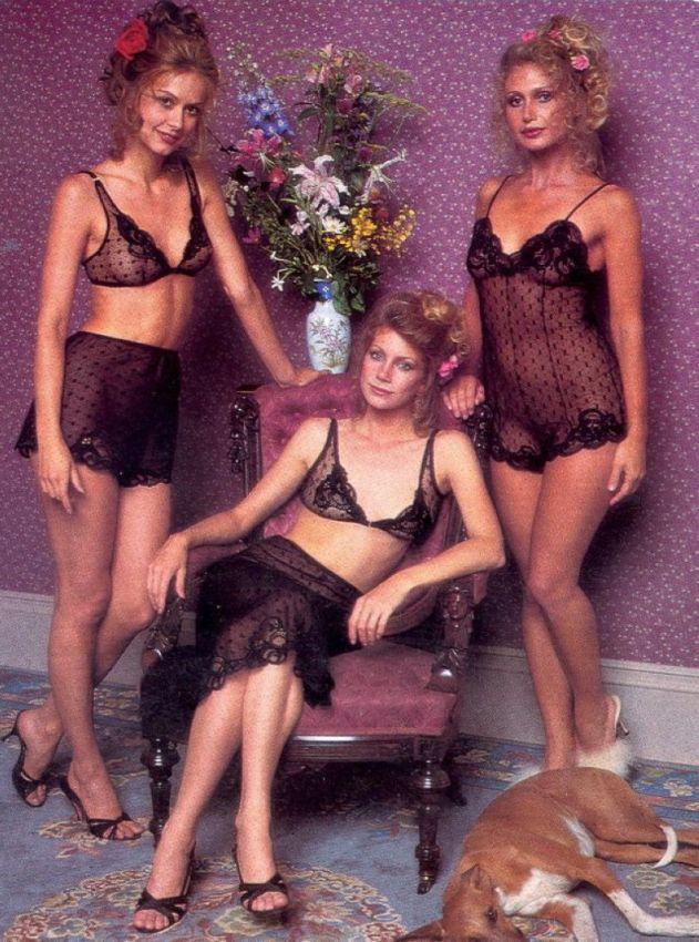【超セクシー】今から40年前に発行されたヨーロッパ女性達のランジェリーカタログがエロ過ぎる!!・23枚目