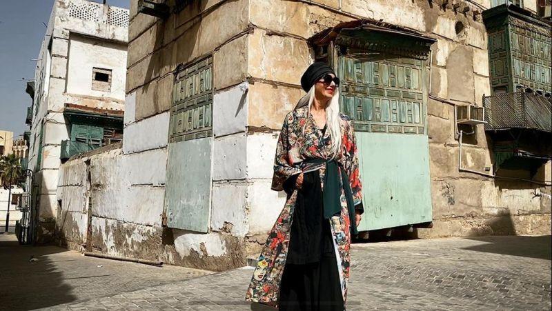 """【美人おばあちゃん】世界一美しい64歳と言われるフランス人モデル""""ヤゼミナ・ロッシ""""確かに美人だけど・・・・・6枚目"""