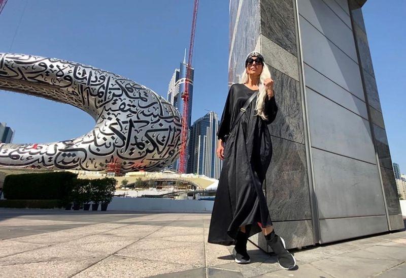 """【美人おばあちゃん】世界一美しい64歳と言われるフランス人モデル""""ヤゼミナ・ロッシ""""確かに美人だけど・・・・・10枚目"""