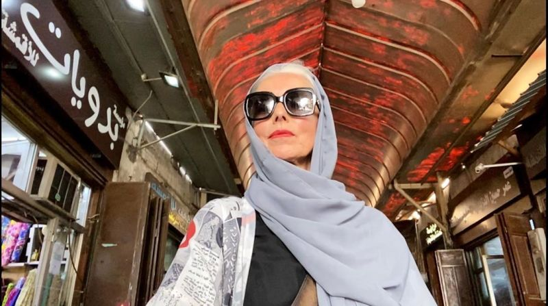 """【美人おばあちゃん】世界一美しい64歳と言われるフランス人モデル""""ヤゼミナ・ロッシ""""確かに美人だけど・・・・・16枚目"""