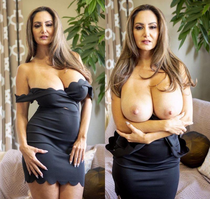 【保存推奨】海外のリア充ニキがネットにうpした彼女の着衣ヌード比較画像、糞エロい!!(画像)・24枚目