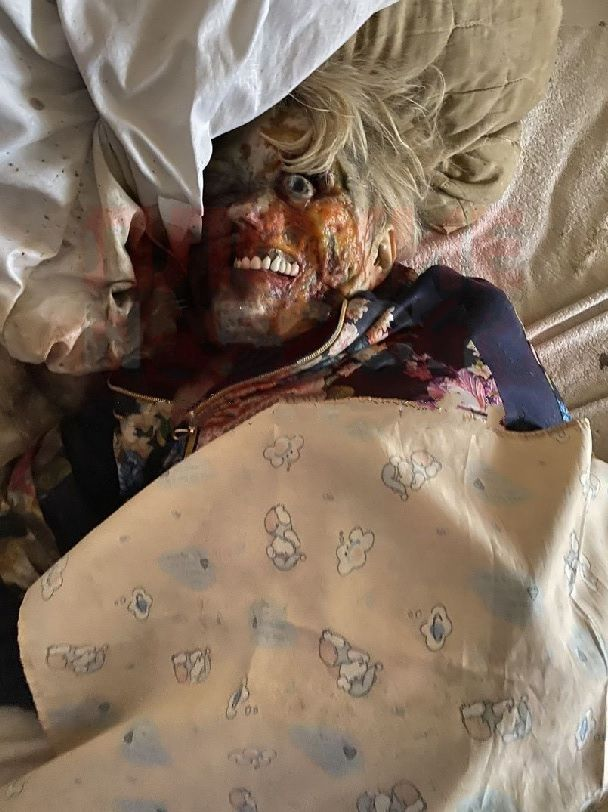 【閲覧注意】ロシアのワンちゃん、飼い主が突然死したのに生き延びた理由がエグい・・・・(画像)・1枚目