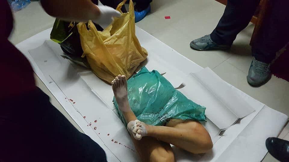 【グロ注意】タイの美魔女お母さん(42)、二十歳の息子にバラバラに解体され冷凍庫にブチ込まれる!!(画像)・3枚目