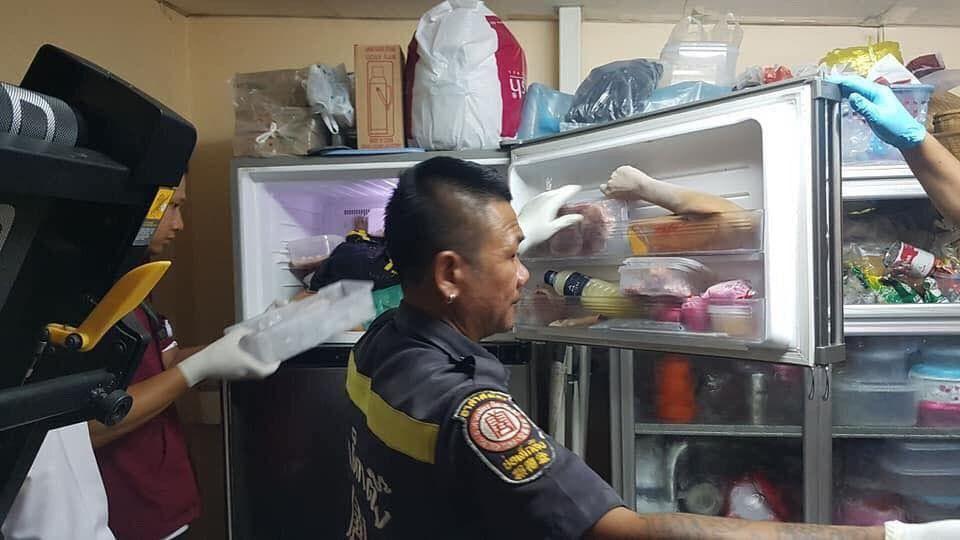 【グロ注意】タイの美魔女お母さん(42)、二十歳の息子にバラバラに解体され冷凍庫にブチ込まれる!!(画像)・4枚目