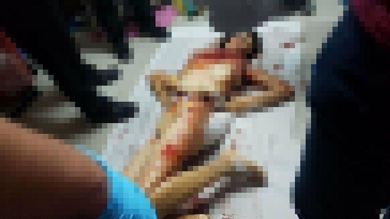 【グロ注意】タイの美魔女お母さん(42)、二十歳の息子にバラバラに解体され冷凍庫にブチ込まれる!!(画像)・10枚目