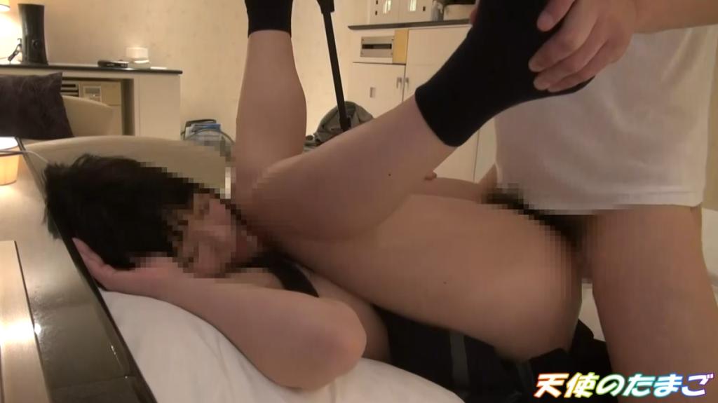 【日本援○】オッサン大好き女子○生のセックス動画。・20枚目