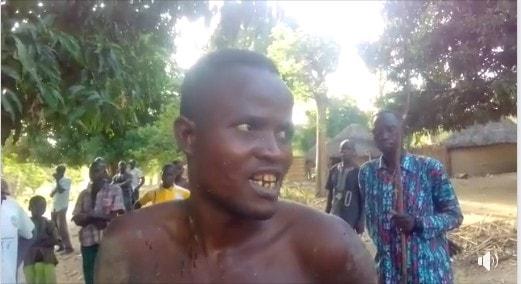 【胸糞注意】黒魔術儀式のために少女を殺害して斬首したナイジェリア男性、住民にボコボコにされる・・・・(画像)・2枚目