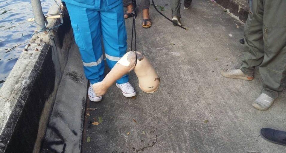 【グロ注意】タイで行方不明になった巨乳美女、レイプされこんな姿になって発見される・・・・(画像)・9枚目