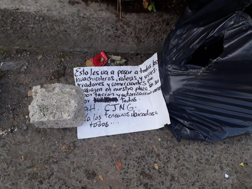 【グロ注意】メキシコの街角で早朝発見されたコレ、見つけた奴トラウマだろ・・・・・(画像)・3枚目