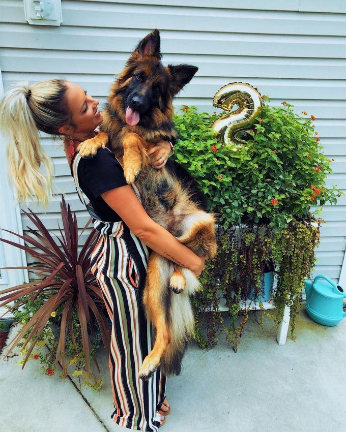 【二次】可愛い犬にかこつけて自らのエロい自撮り画像をSNSに上げるあざといまんさんのエロ画像・17枚目