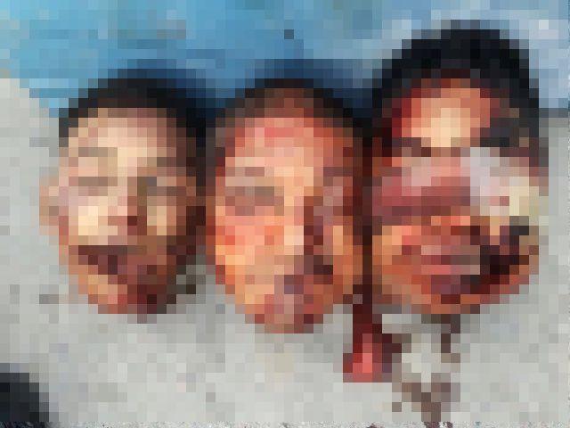 【悲惨】対立組織に捕まったメキシコ麻薬カルテルメンバー、メンバー同士で最後のキスさせられ箱詰めされる・・・・・(画像)・3枚目