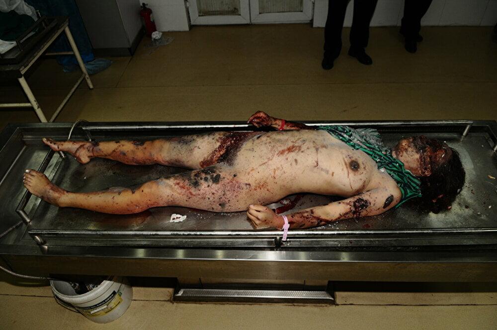 【極悪非道】大物中国共産党幹部、警察官の甥と結託して邪魔になった愛人女性を爆殺・・・・!!・3枚目