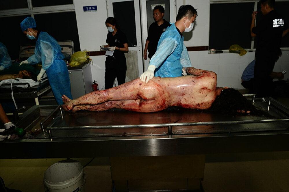 【極悪非道】大物中国共産党幹部、警察官の甥と結託して邪魔になった愛人女性を爆殺・・・・!!・7枚目